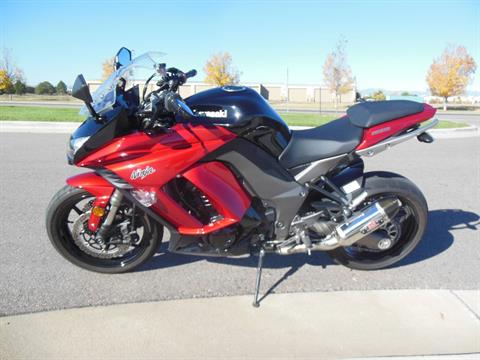 2011 Kawasaki Ninja® 1000 in Aurora, Colorado
