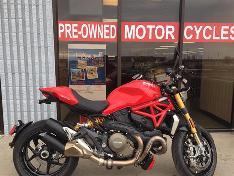 2016 Ducati Monster 1200 S in Aurora, Colorado
