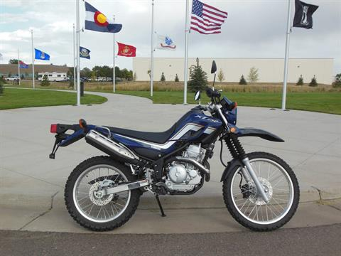 2017 Yamaha XT250 in Aurora, Colorado