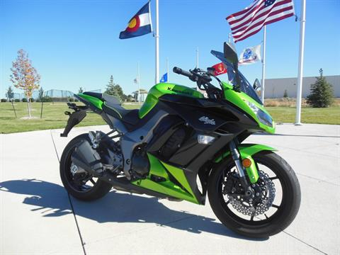 2012 Kawasaki Ninja® 1000 ABS in Aurora, Colorado