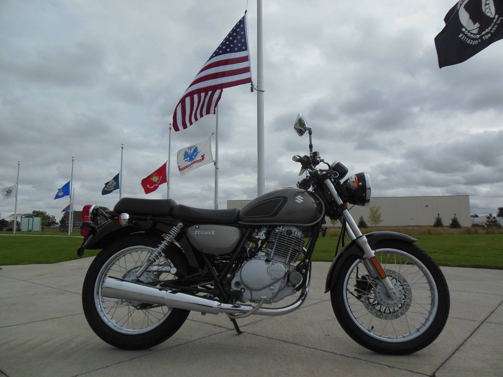 2011 Suzuki TU250 in Aurora, Colorado