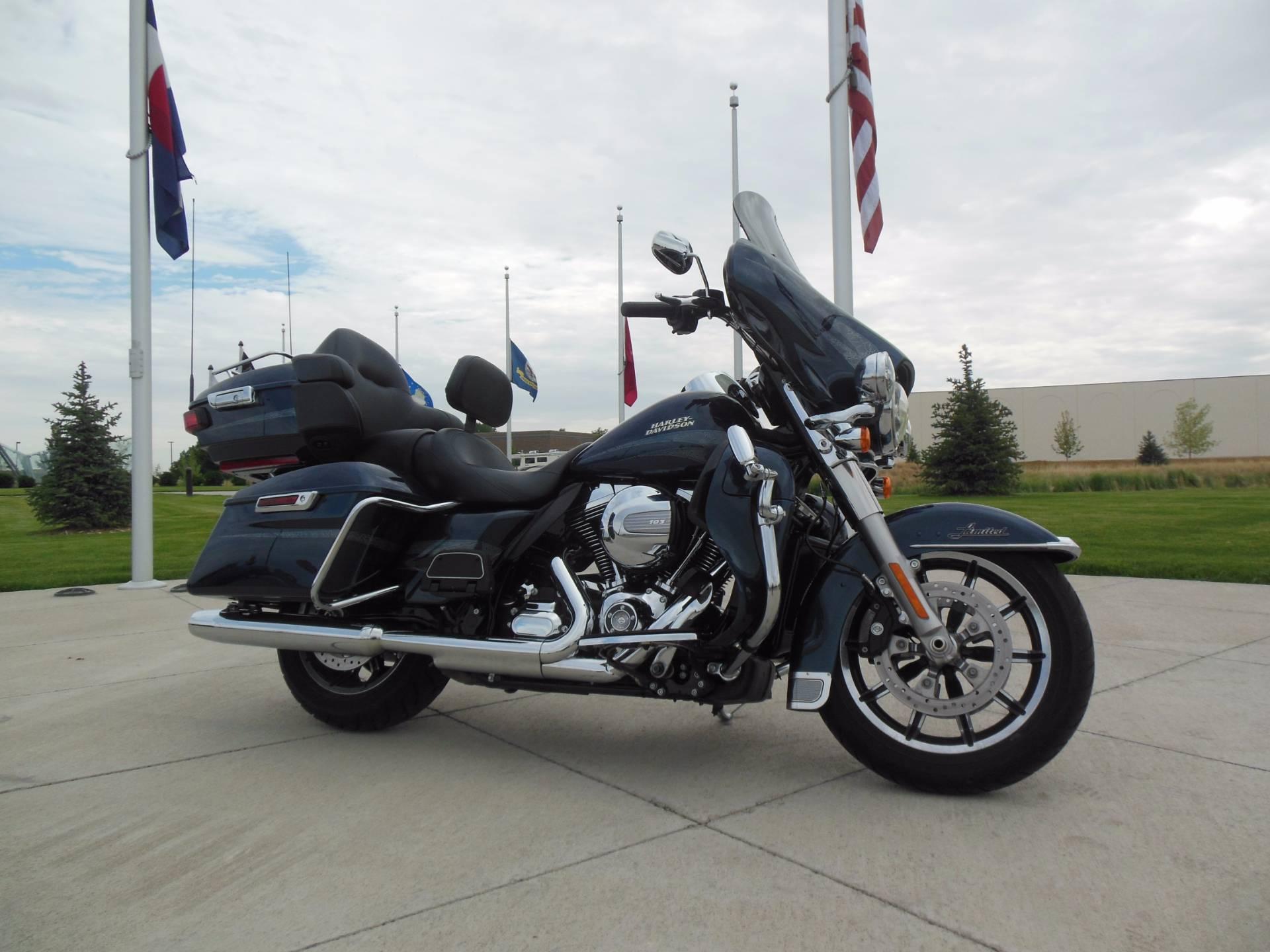 2016 Harley Davidson Ultra Limited In Aurora Colorado
