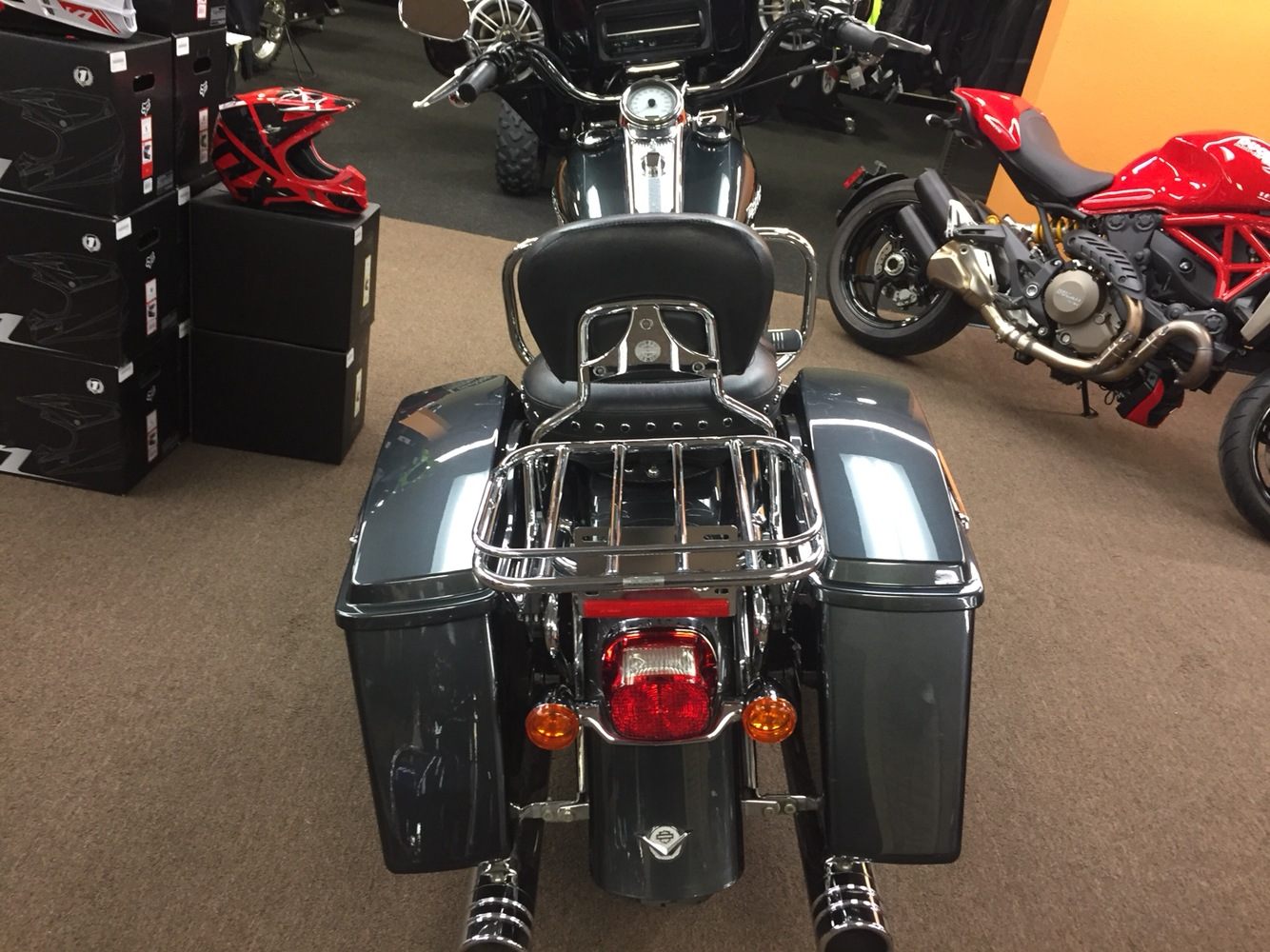 2005 Harley-Davidson Road King Custom in Aurora, Colorado