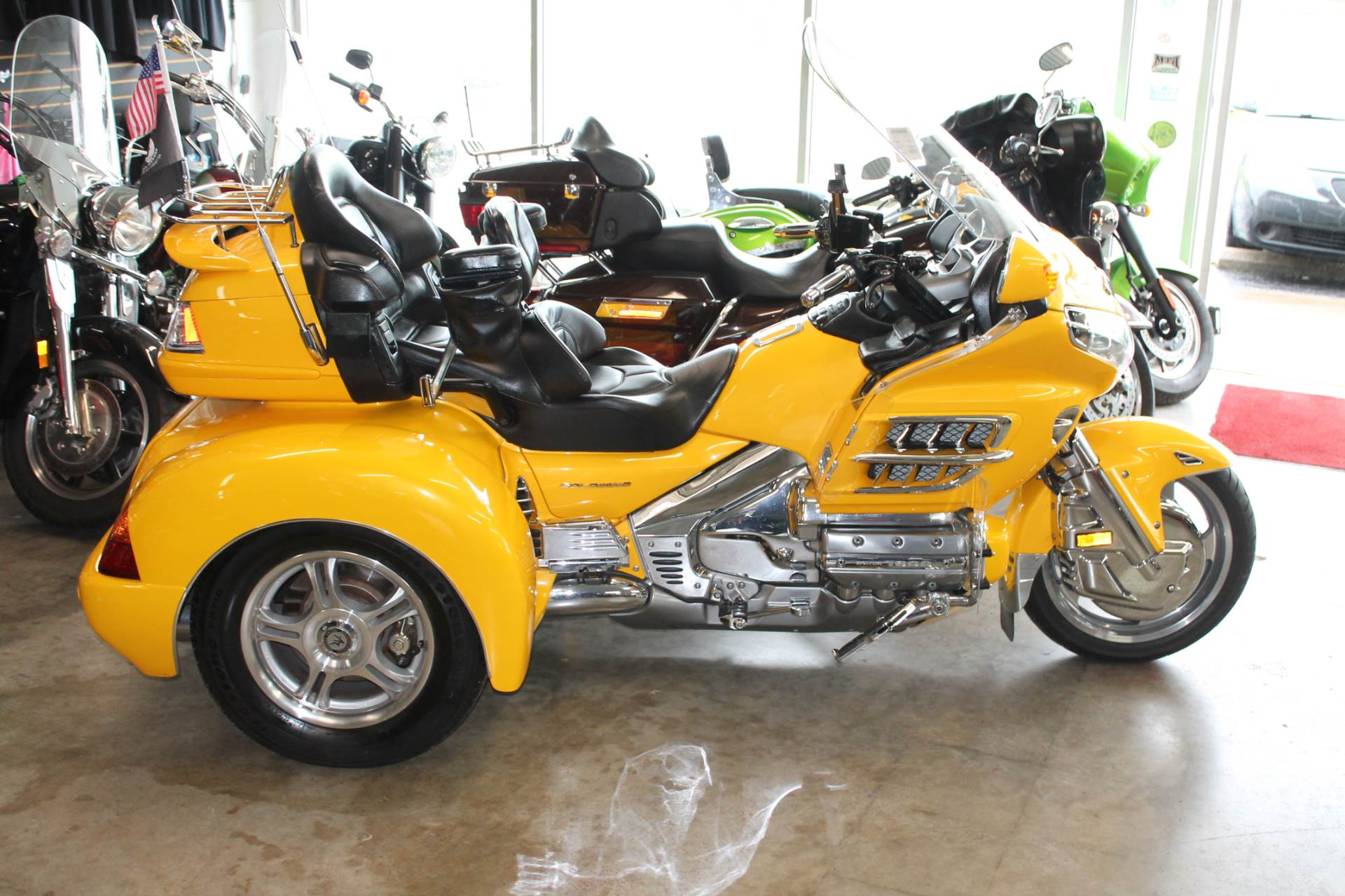 2002 Honda GL1800 Goldwing Trike in Elizabethtown, Kentucky