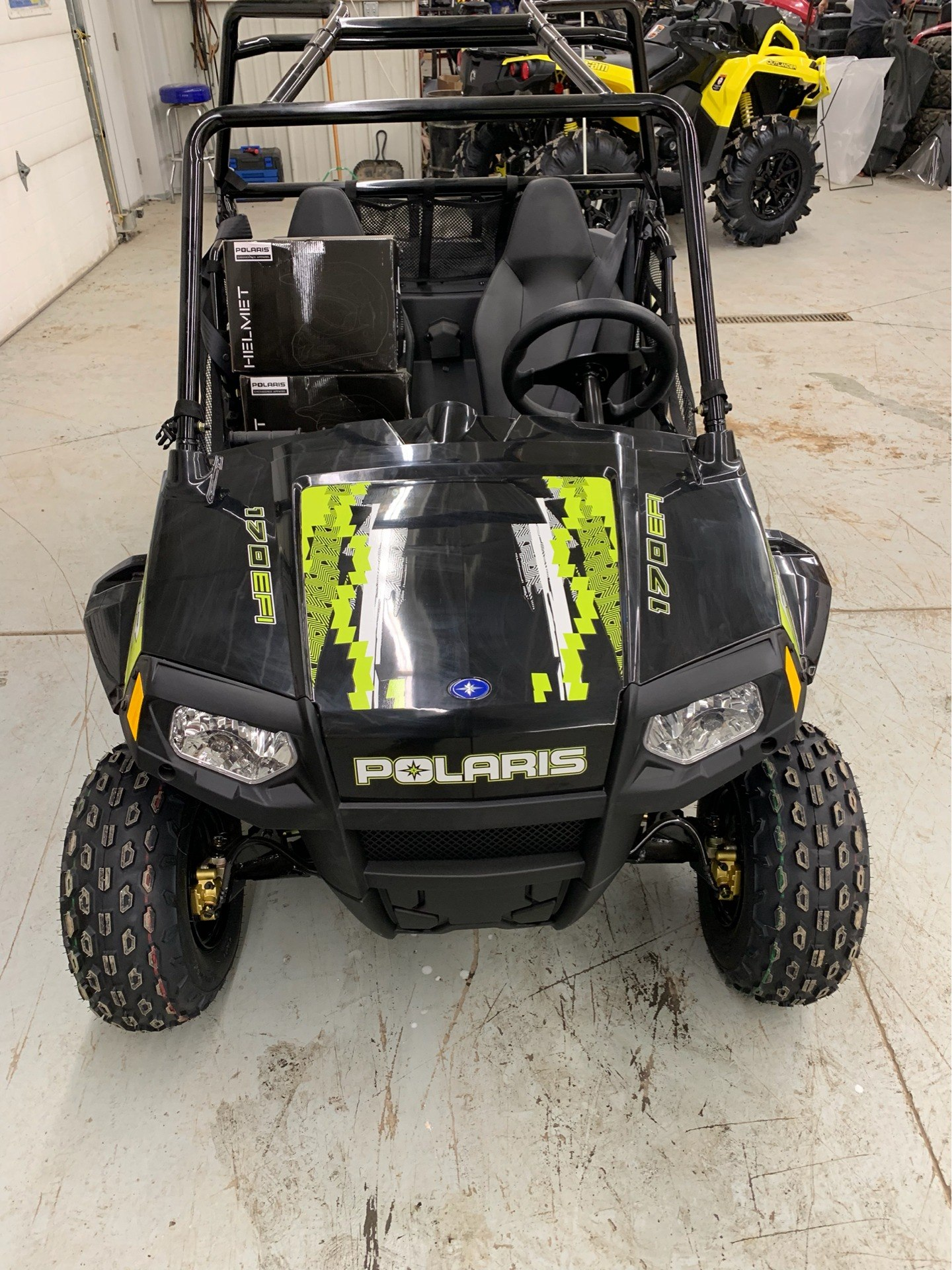 2019 polaris rzr 170 efi in weedsport, new york - photo 1