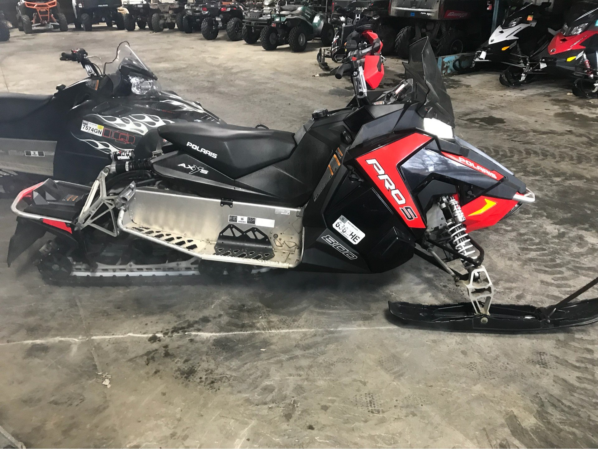 2016 Polaris 800 SWITCHBACK PRO-S SnowCheck Select in Weedsport, New York
