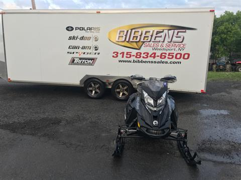 2016 Ski-Doo MX Z X 600 H.O. E-TEC E.S., Ripsaw in Weedsport, New York