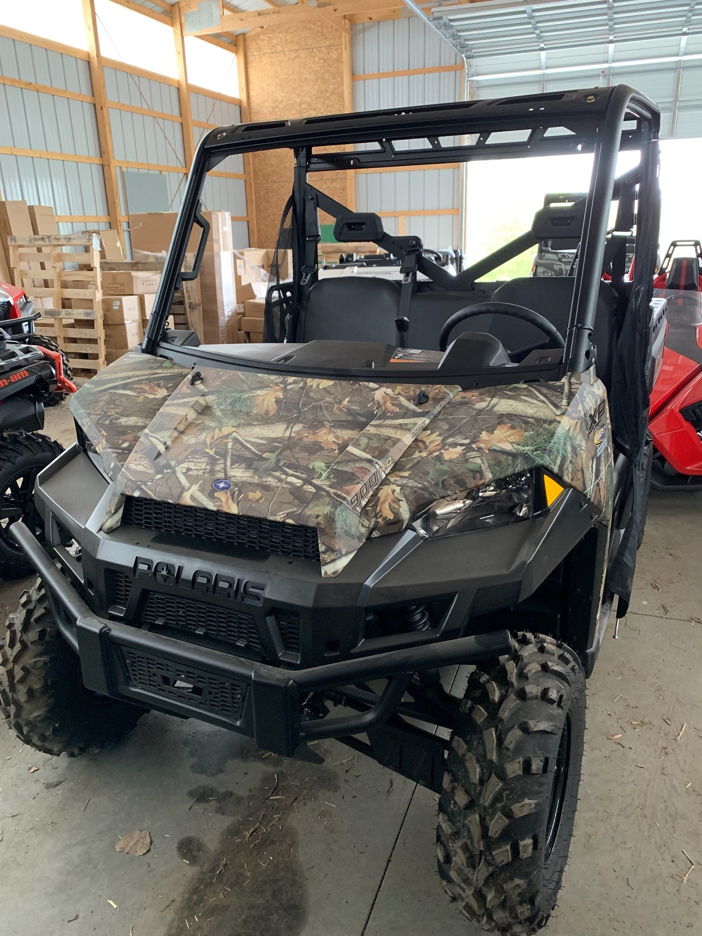 2019 Polaris Ranger XP 900 in Weedsport, New York