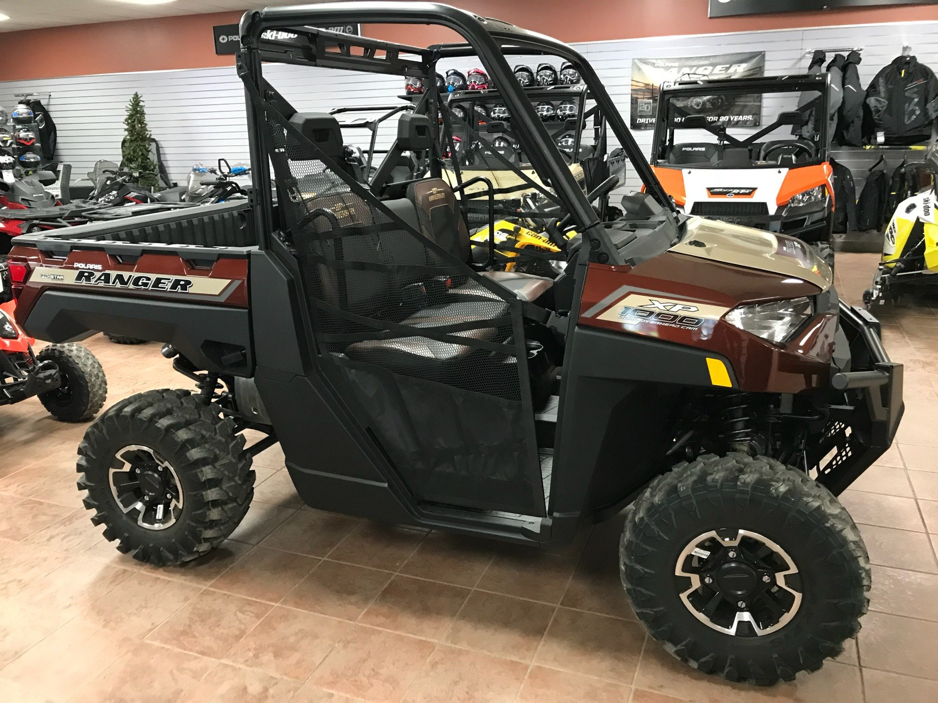 2019 Polaris Ranger XP 1000 EPS 20th Anniversary Limited Editio 1