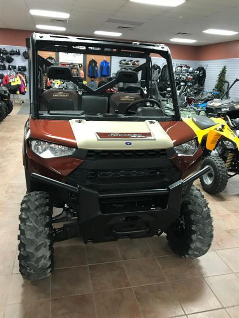 2019 Polaris Ranger XP 1000 EPS 20th Anniversary Limited Edition in Weedsport, New York - Photo 2