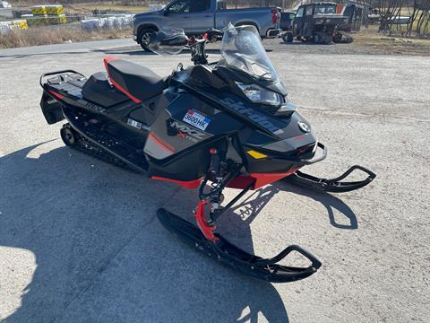 2020 Ski-Doo MXZ X-RS 600R E-TEC ES Ice Ripper XT 1.25 in Weedsport, New York - Photo 1