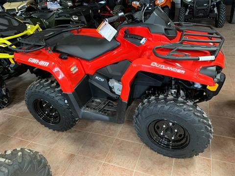 2019 Can-Am Outlander 570 in Weedsport, New York