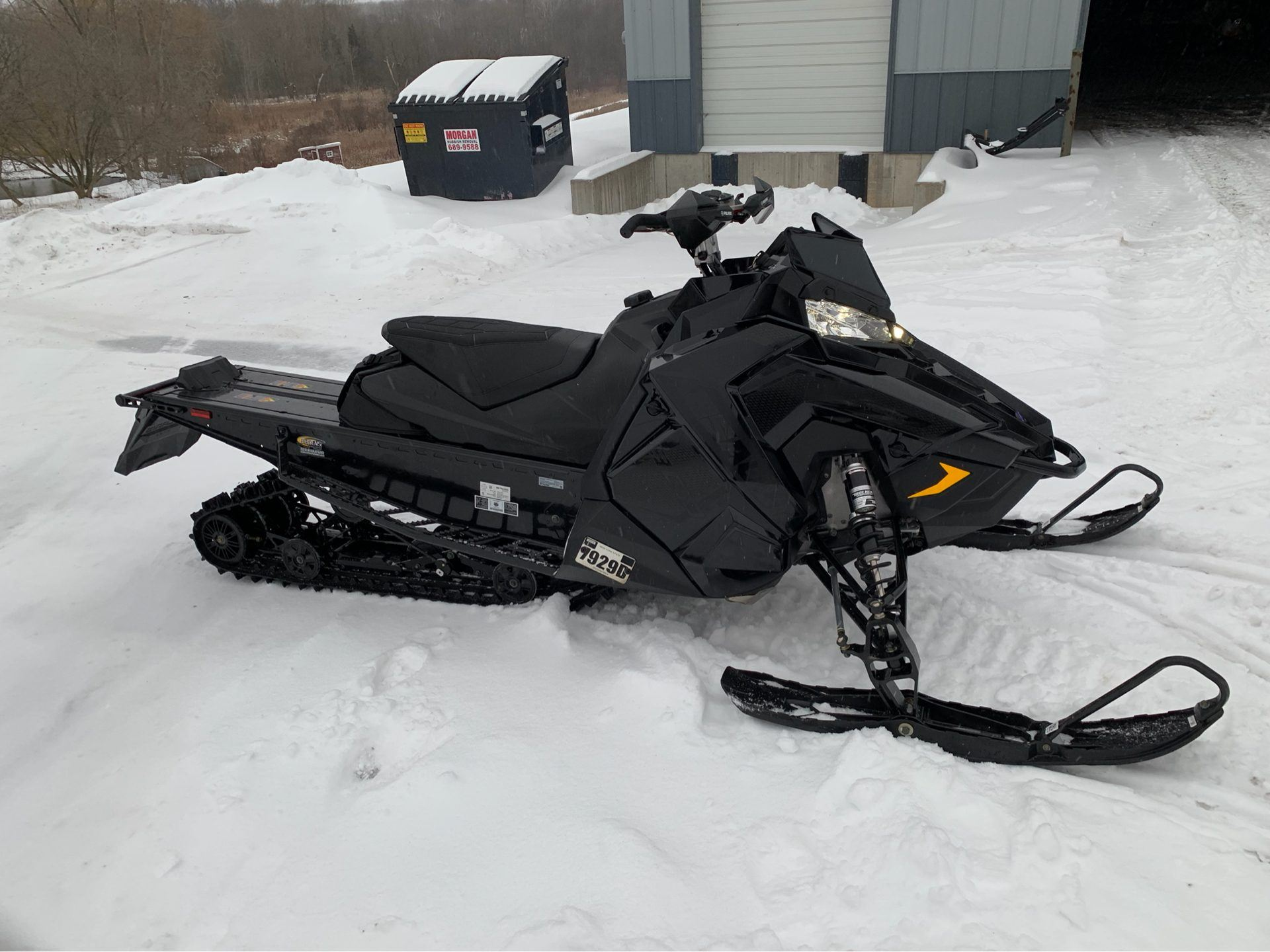 2019 Polaris 800 Switchback Assault 144 SnowCheck Select 1