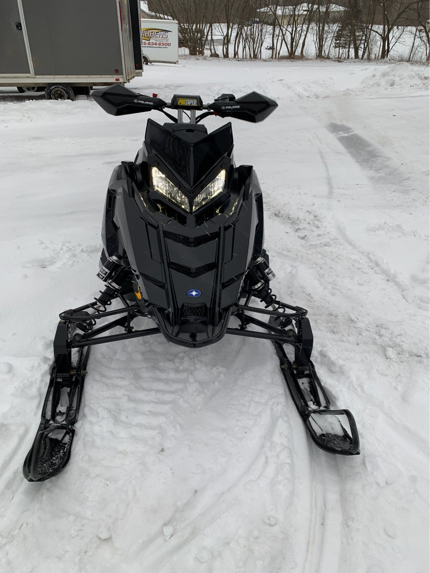 2019 Polaris 800 Switchback Assault 144 SnowCheck Select 2