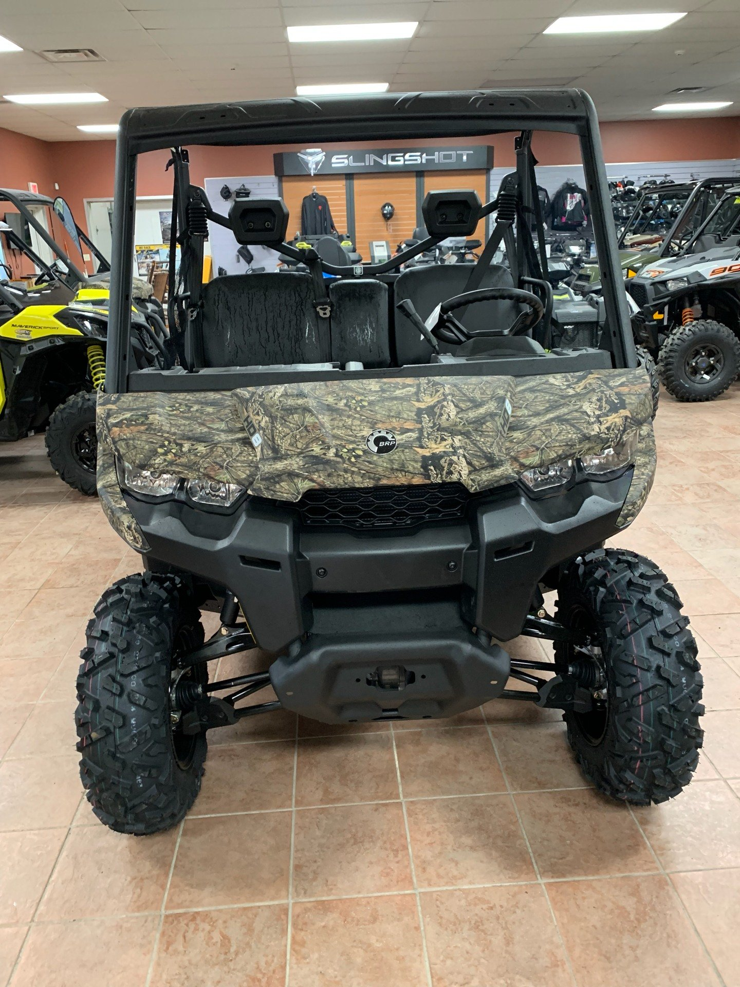 2019 Can-Am™ Defender DPS HD8 2