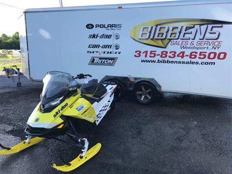 2017 Ski-Doo MXZ X 850 E-TEC Ice Ripper XT in Weedsport, New York