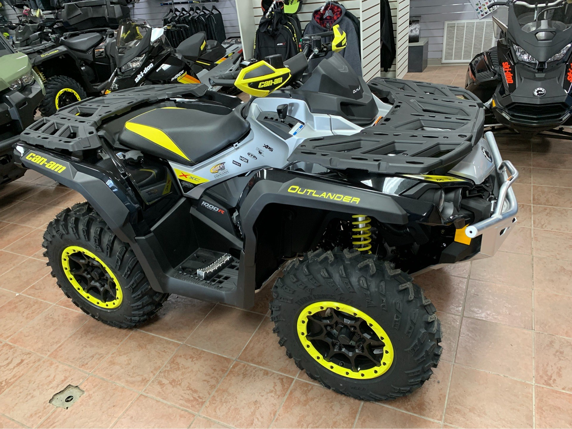2019 Can-Am Outlander X XC 1000R in Weedsport, New York