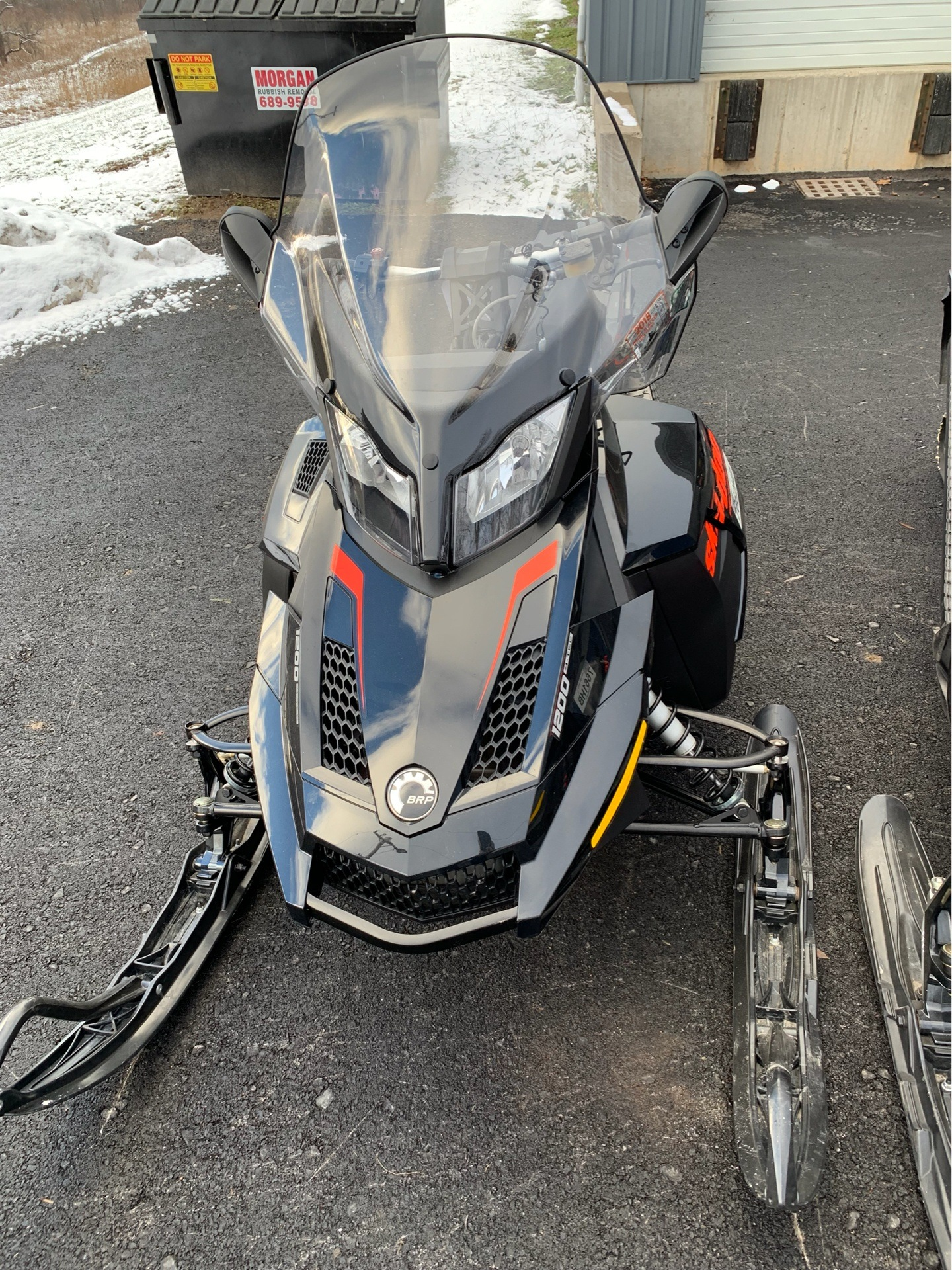2015 Ski-Doo Renegade® Adrenaline™ 4-TEC® 1200 in Weedsport, New York - Photo 1