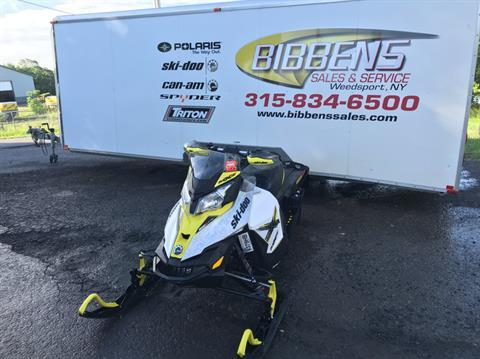 2016 Ski-Doo MX Z X 800R E-TEC E.S.  w/ Adj. pkg, Ripsaw in Weedsport, New York