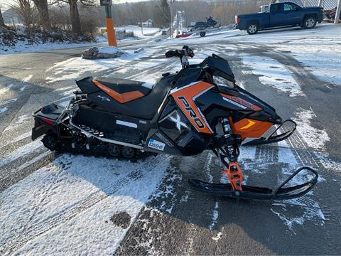 2016 Polaris 800 SWITCHBACK PRO-X SnowCheck Select in Weedsport, New York