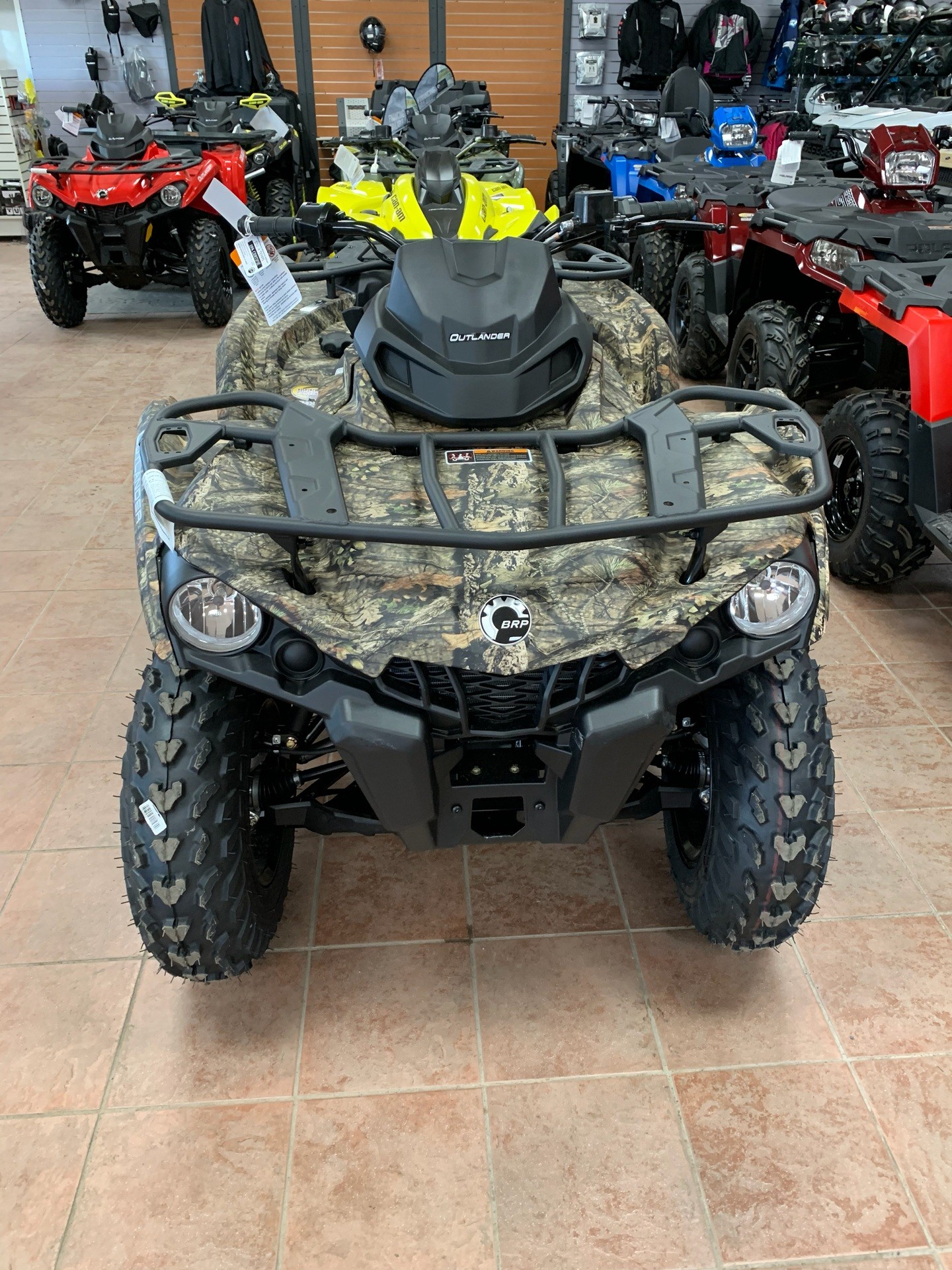 2019 Can-Am Outlander DPS 570 in Weedsport, New York - Photo 2