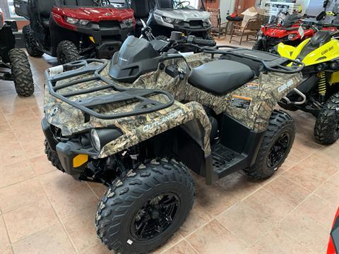 2019 Can-Am Outlander DPS 570 in Weedsport, New York - Photo 3