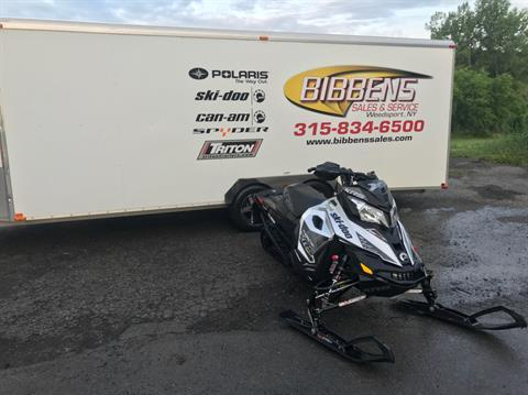 2016 Ski-Doo MX Z X-RS 800R E-TEC E.S., Ice Ripper XT in Weedsport, New York