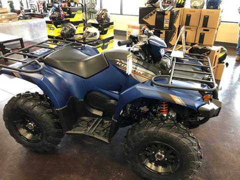 2019 Yamaha Kodiak 450 EPS SE in Springfield, Missouri - Photo 1