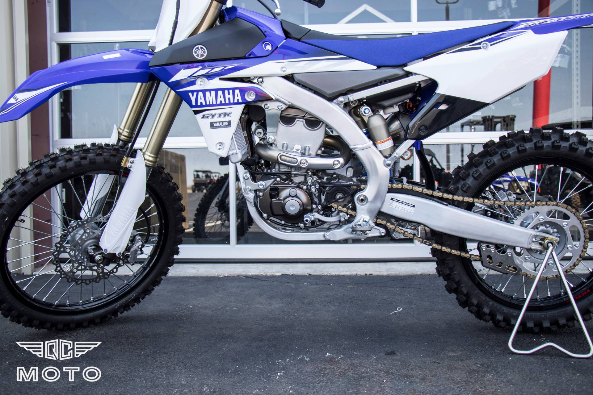 New 2017 yamaha yz450f motorcycles in springfield mo for Yamaha of springfield
