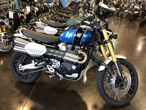 2019 Triumph Scrambler 1200 XE in Springfield, Missouri - Photo 1