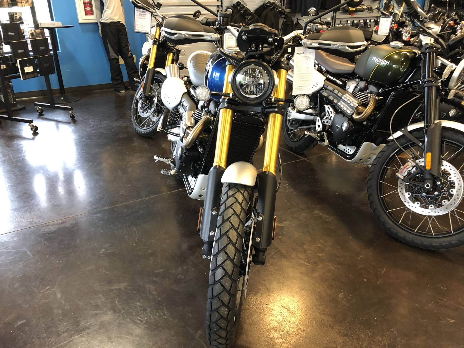 2019 Triumph Scrambler 1200 XE in Springfield, Missouri - Photo 4