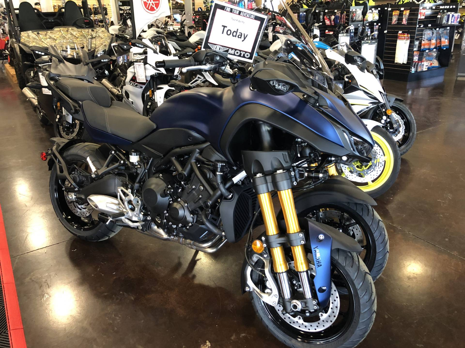 2019 Yamaha Niken GT in Springfield, Missouri - Photo 8