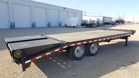 2014 Gatormade Trailers Pintle Equipment Trailer in Russell, Kansas