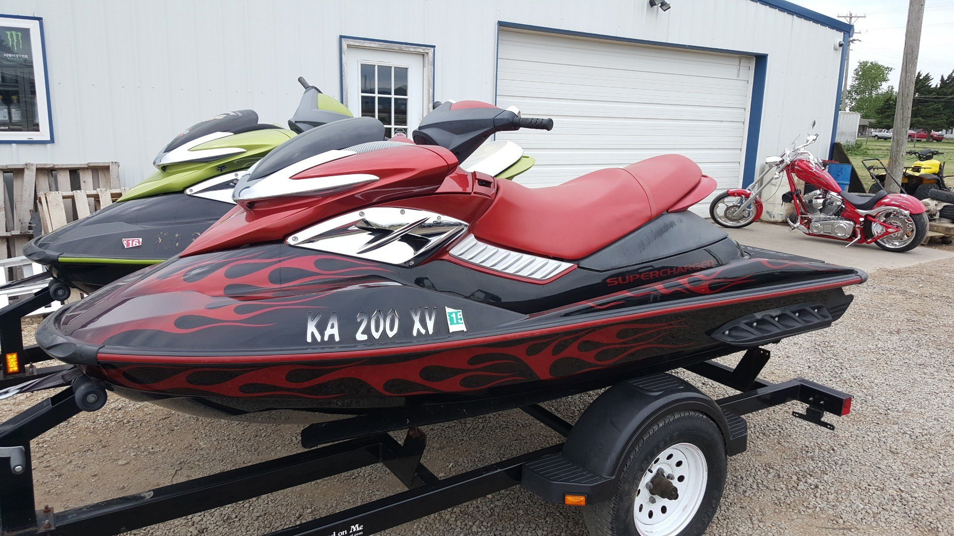 2006 Sea-Doo RXP in Russell, Kansas
