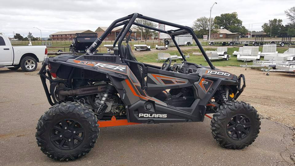 2014 Polaris RZR XP 1000 EPS for sale 78129