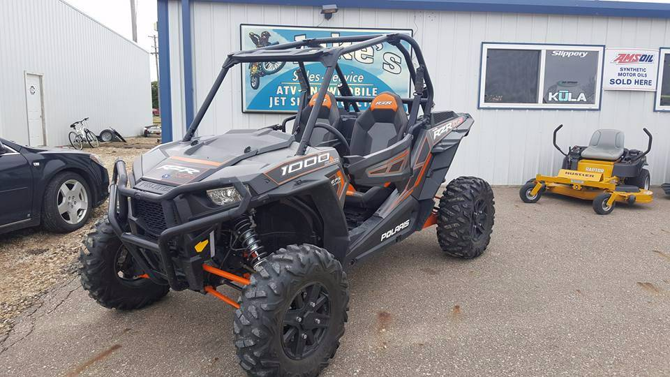 2014 Polaris RZR® XP 1000 EPS in Russell, Kansas