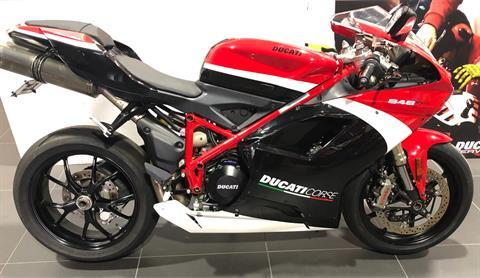 2012 Ducati Superbike 848 EVO Corse SE in Medford, Massachusetts - Photo 4