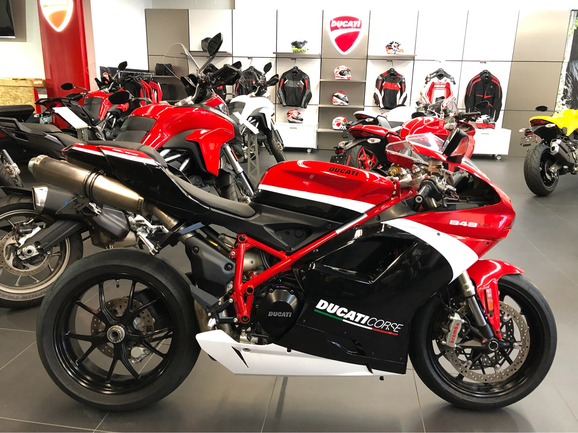 2012 Ducati Superbike 848 EVO Corse SE in Medford, Massachusetts - Photo 1