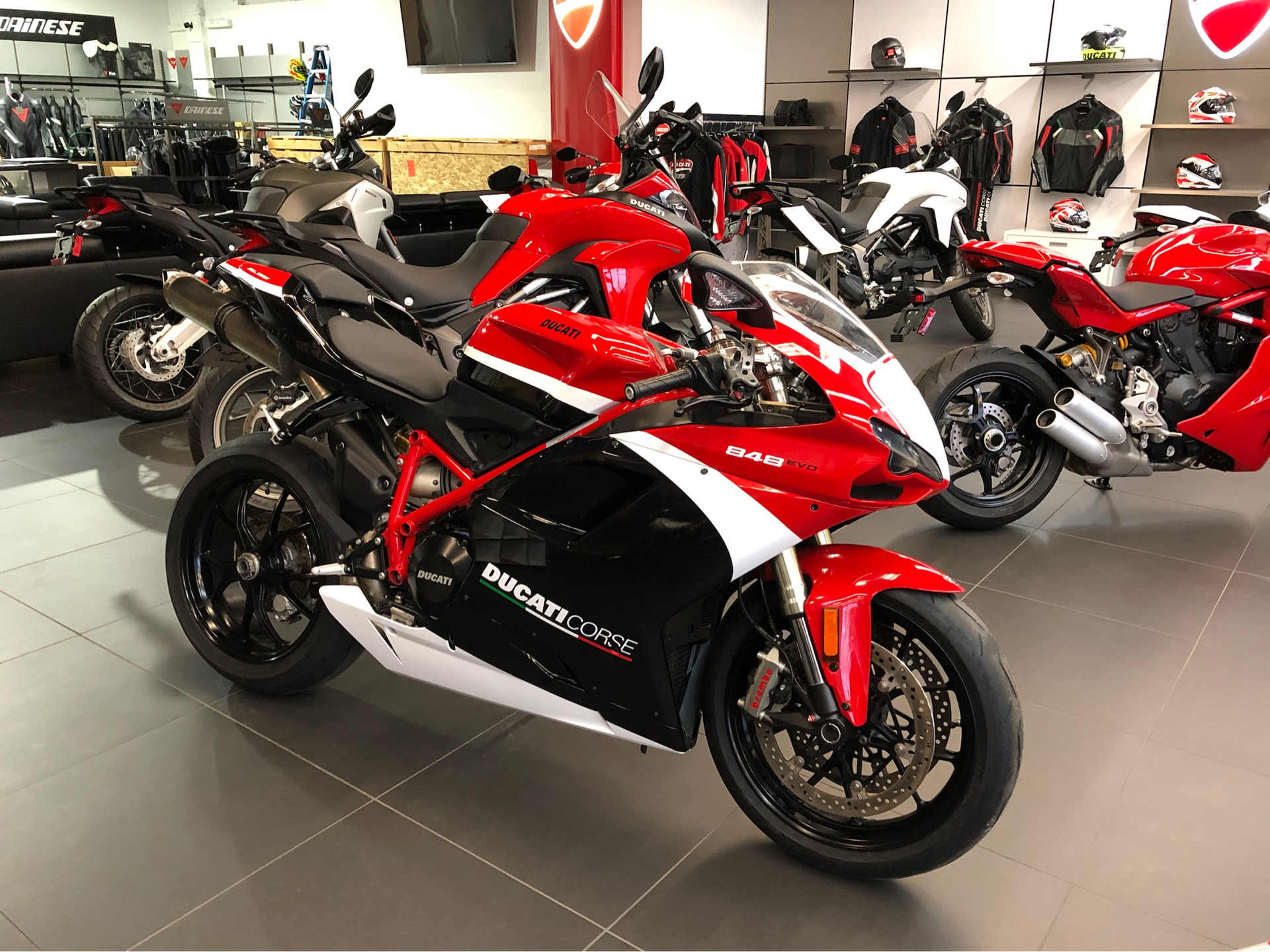 2012 Ducati Superbike 848 EVO Corse SE in Medford, Massachusetts - Photo 3