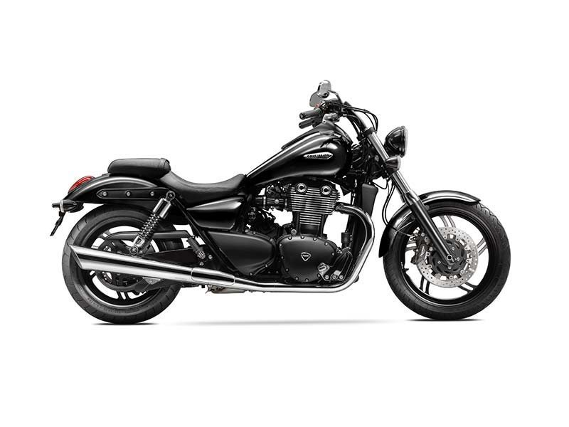 2014 Triumph Thunderbird Storm ABS in Medford, Massachusetts