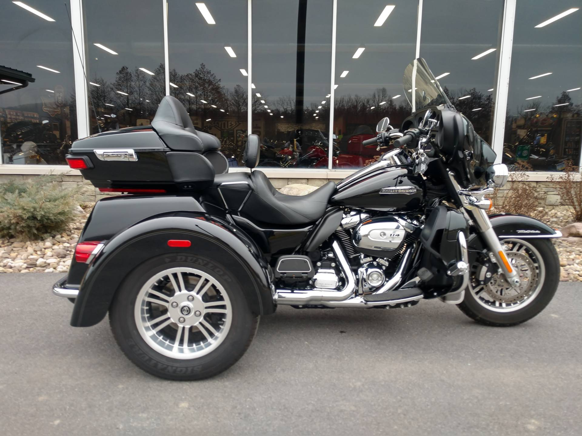 2019 Harley-Davidson Tri Glide® Ultra in Duncansville, Pennsylvania - Photo 1