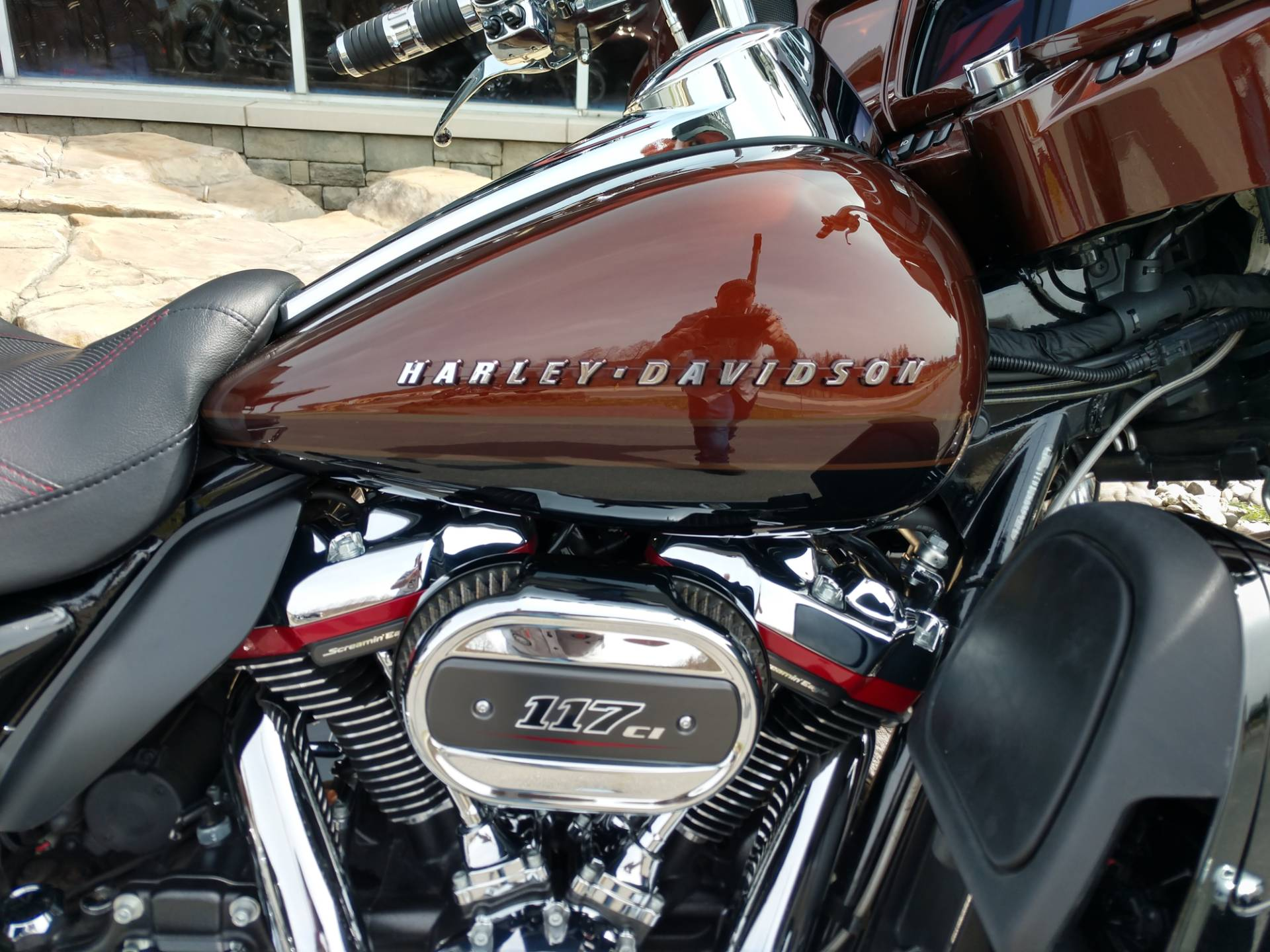 2019 Harley-Davidson CVO™ Limited in Duncansville, Pennsylvania - Photo 2
