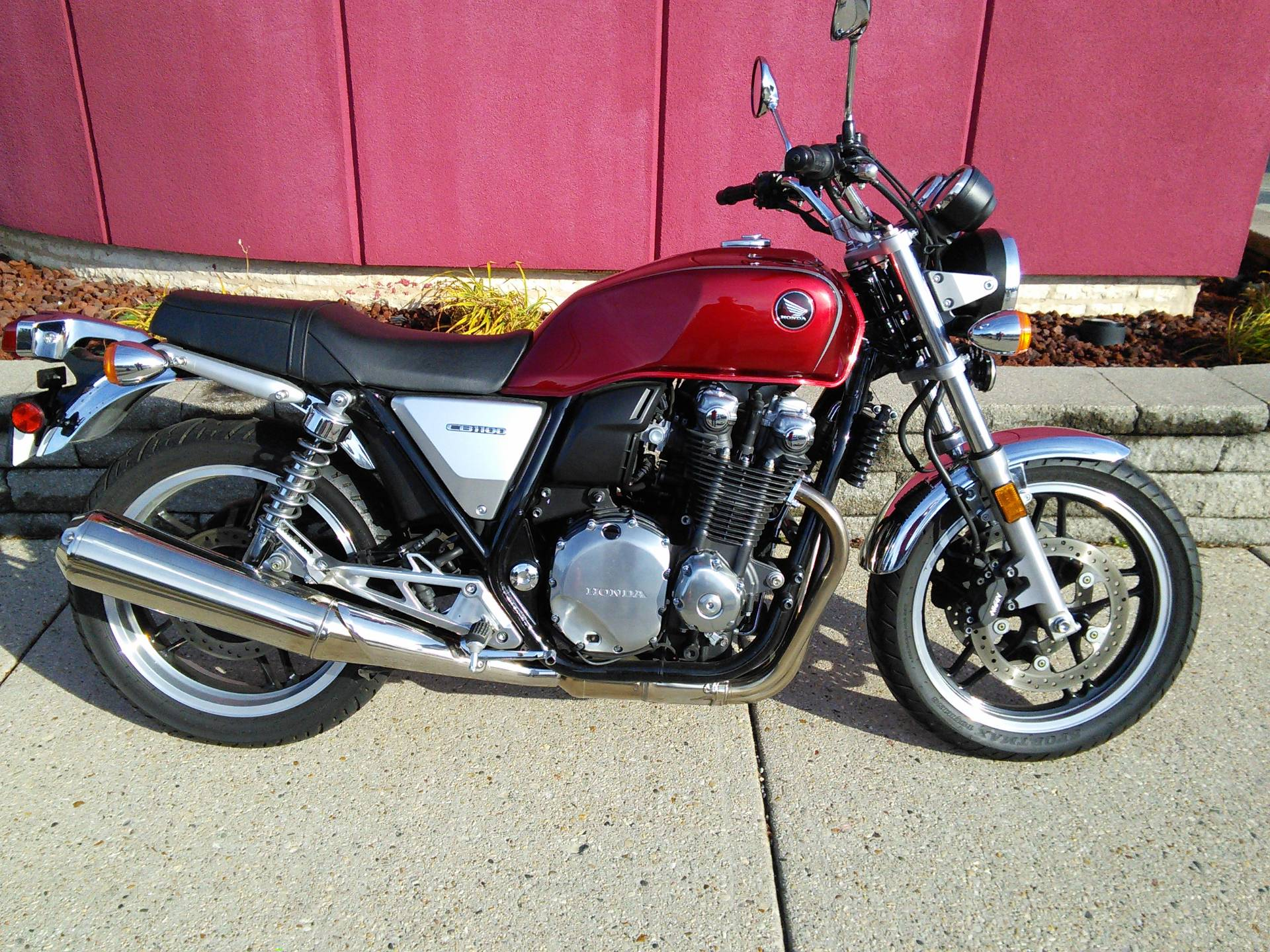Used 2013 honda cb1100 motorcycles in des plaines il for Honda des plaines