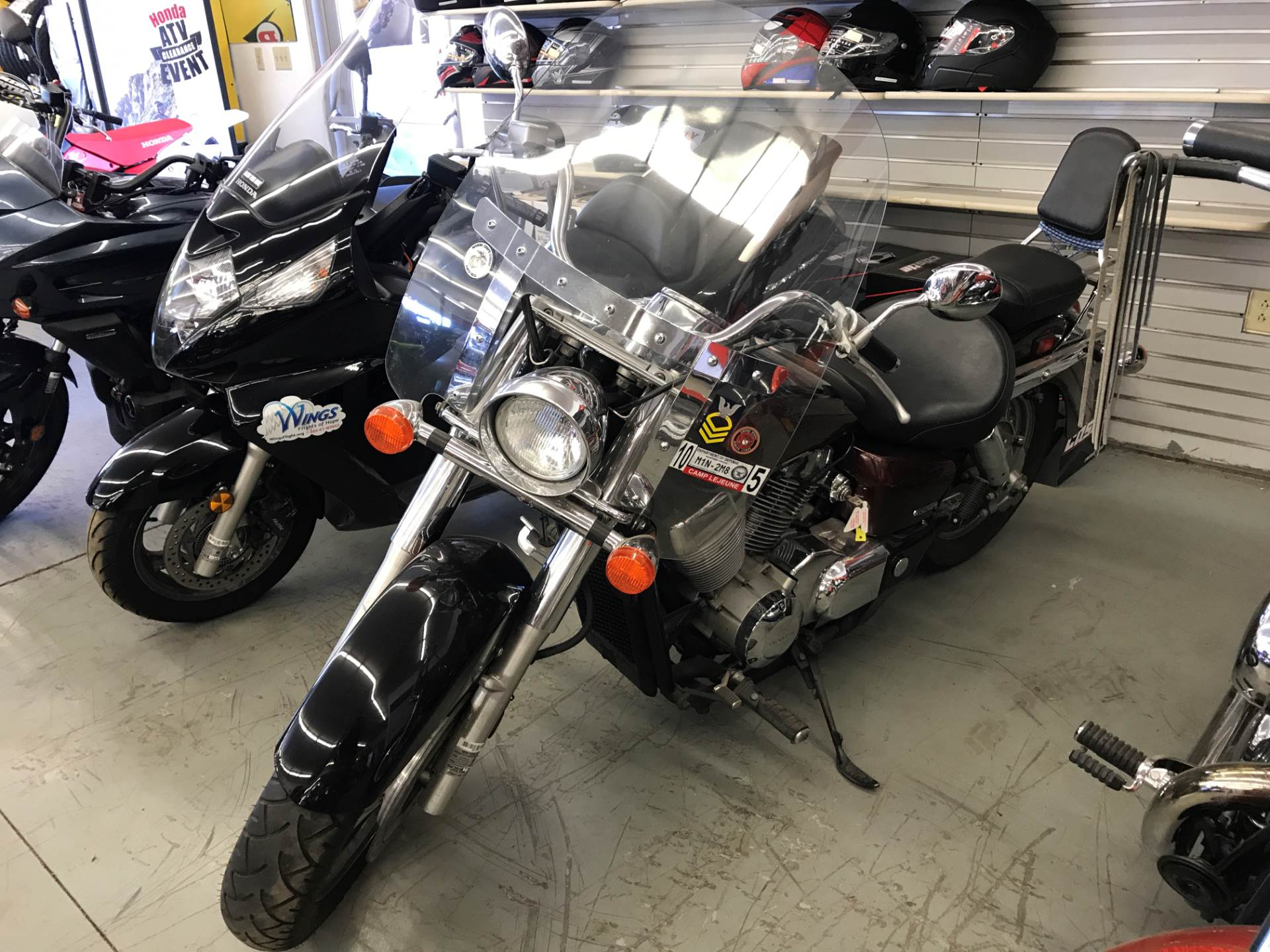 2006 Honda VT750 Aero in Hamburg, New York