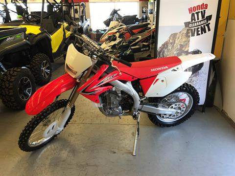 2012 Honda 450X in Hamburg, New York