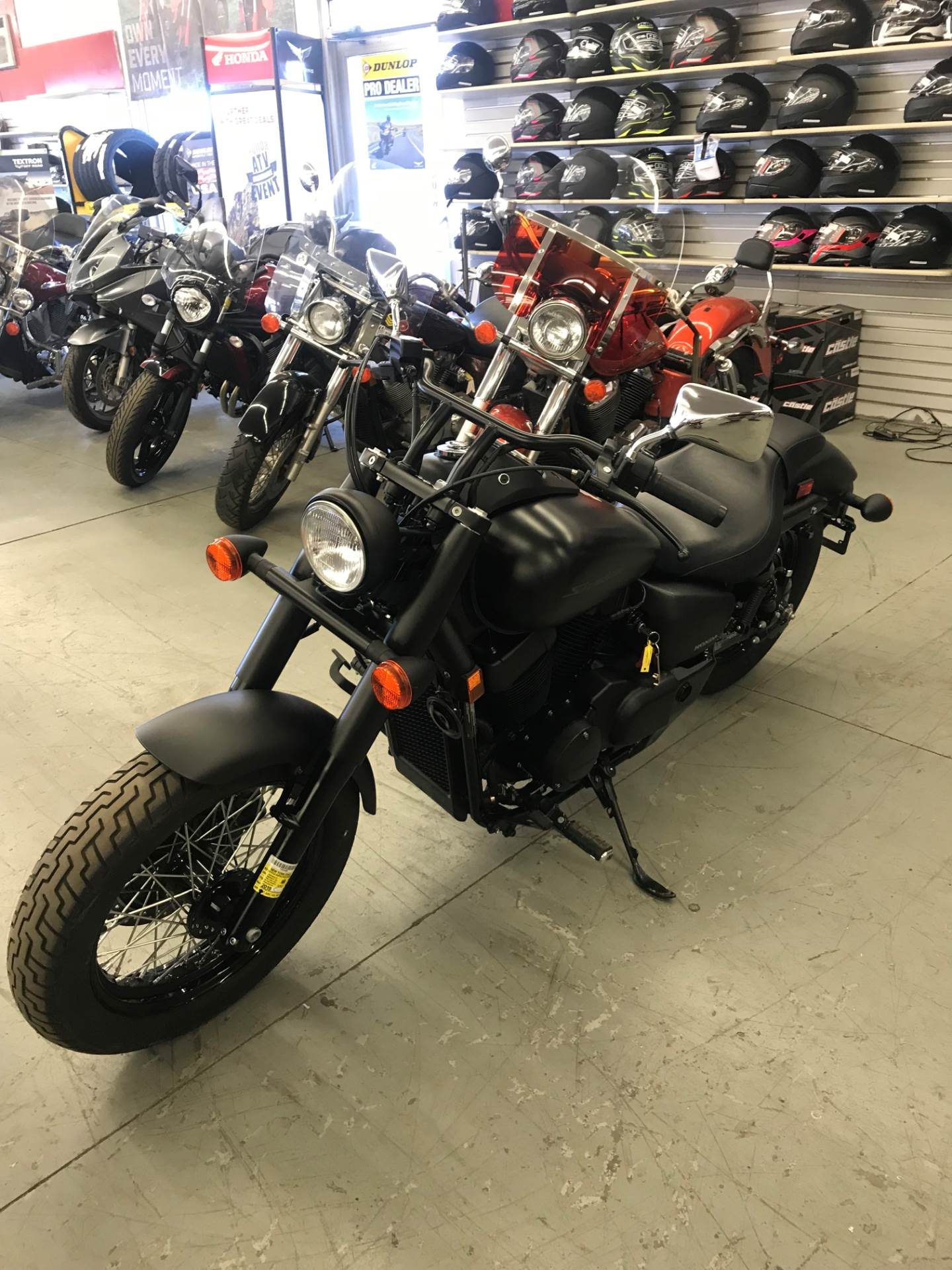 2017 Honda Shadow750 Phantom in Hamburg, New York