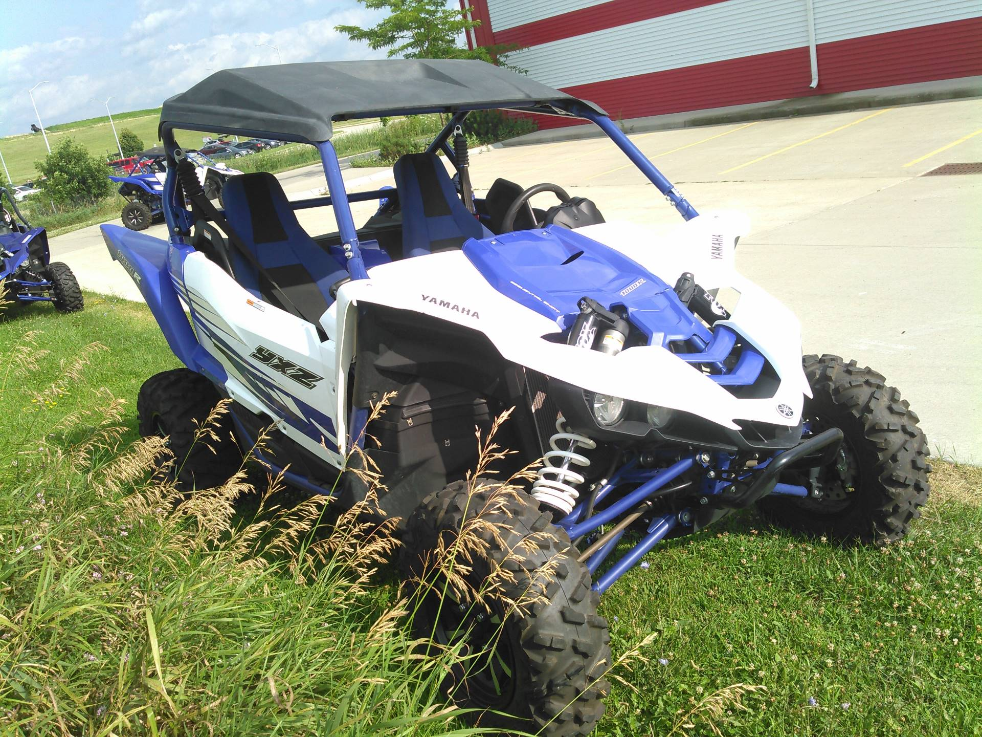 2016 Yamaha YXZ1000R in Johnson Creek, Wisconsin - Photo 1