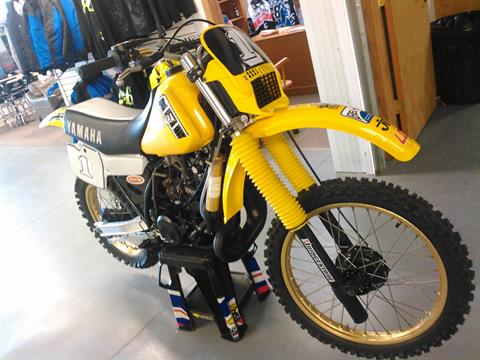 1982 Yamaha YZ250 in Johnson Creek, Wisconsin