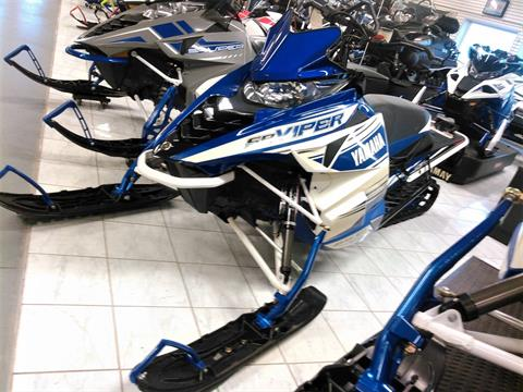 2017 Yamaha SRViper B-TX LE in Johnson Creek, Wisconsin - Photo 1