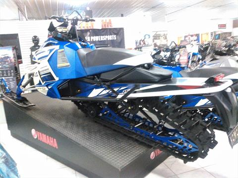 2017 Yamaha SRViper B-TX LE in Johnson Creek, Wisconsin - Photo 4